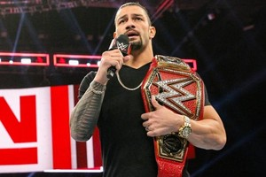 Roman Reigns Announces He Is Battling Cancer On WWE Raw