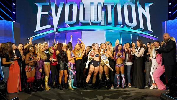 List Of Wwe Papervieuw 2019: Stephanie McMahon Refuses To Confirm WWE Evolution 2019