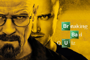 How Well Do You Remember Breaking Bad?  User quiz