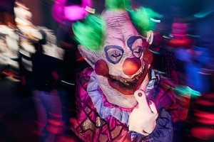 Killer Klowns From Outer Space HHN Halloween Horror Universal Orlando