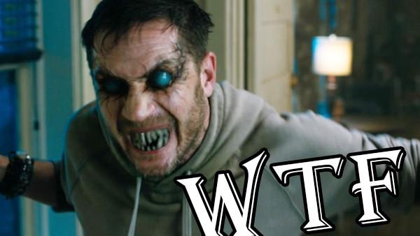 Venom Tom Hardy WTF