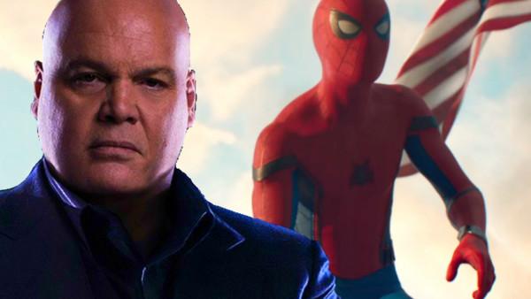 Wilson Fisk Spider Man