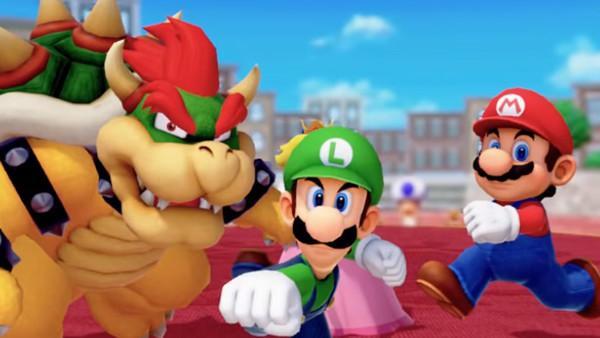 Super Mario Party Slaparazzi