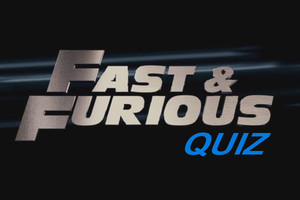 The IMPOSSIBLE Fast And Furious Movie Quiz 					 																	User quiz