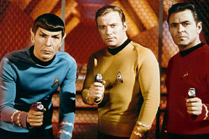 Star Trek Quiz: How Well Do You Remember The Original Series? 					 																	quiz