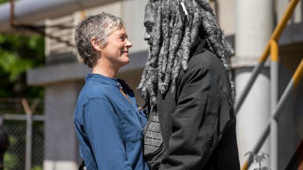 Walking Dead Carol Ezekiel