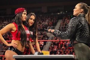 Bellas Ronda Rousey