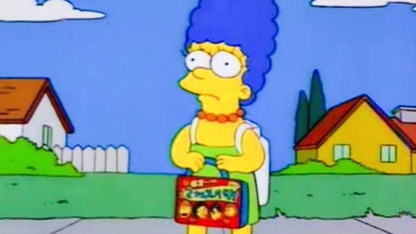 The Simpsons Marge