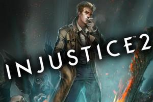 Injustice 2 Constantine Thumbnail 1