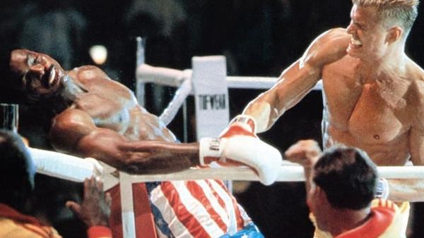 Rocky IV Apollo Creed Ivan Drago