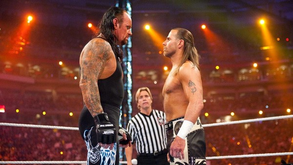 The Undertaker & Shawn Michaels