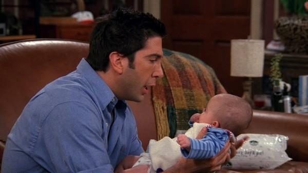 Friends Rachel And Ross
