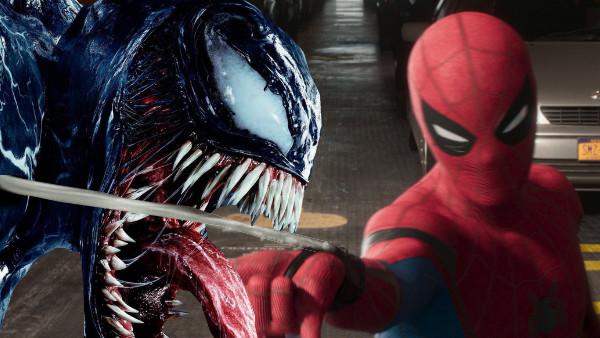 Spider Man Venom Thumbnail