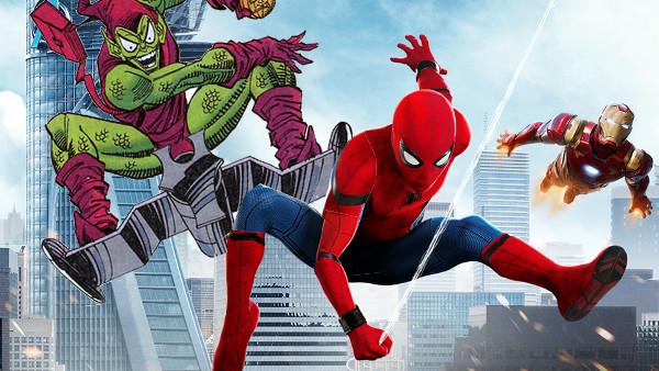 Green Goblin Spider-Man MCU