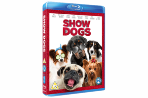 Show Dogs Blu Ray