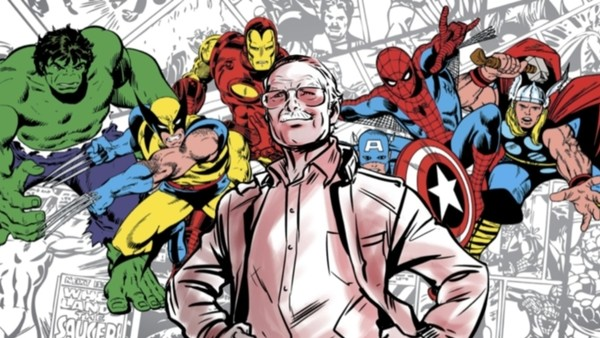 Image result for stan lee creations