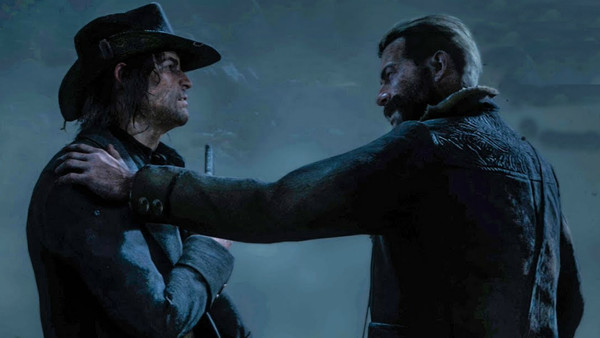 Red Dead Redemption 2 11 Most Shocking Story Moments \u2013 Page 12
