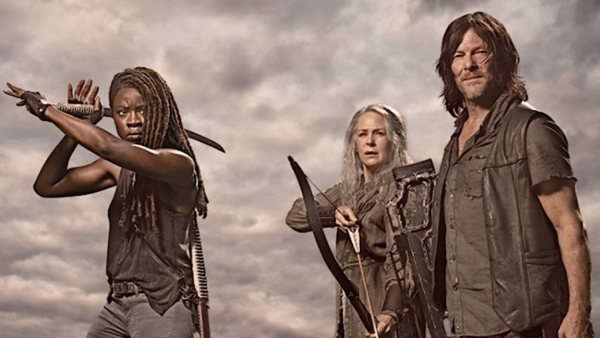 The Walking Dead Season 9 Michonne Carol Daryl