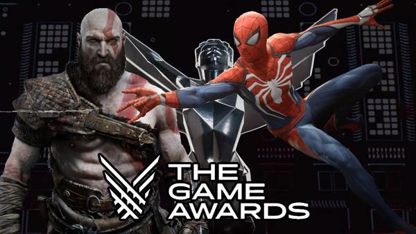 The Game Awards Spider Man God Of War