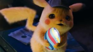 Detective Pikachu Easter Egg