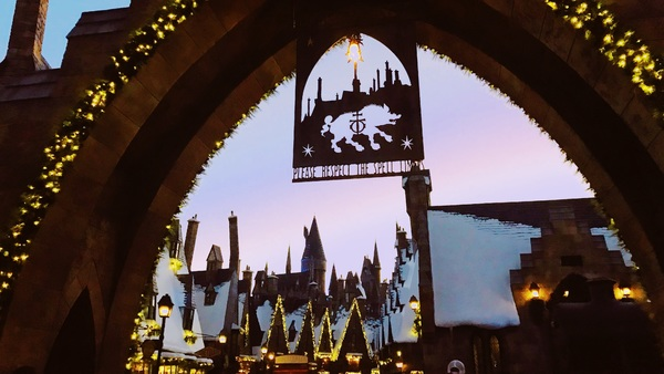Hogsmeade Universal Orlando Resort Harry Potter