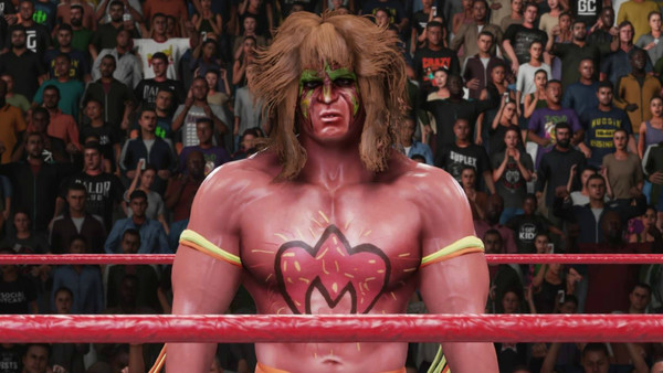 WWE 2K19 The Ultimate Warrior