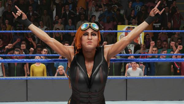 WWE 2K19 Becky Lynch