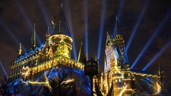 Hogwarts Universal Orlando Harry Potter