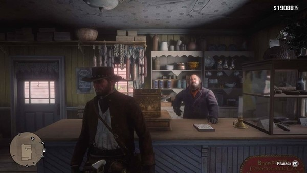 Red Dead Redemption 2 Post Game Pearson