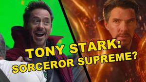 TONY STARK SORCEROR
