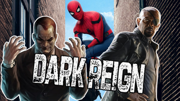 Spider-Man Norman Osborn Dark Reign