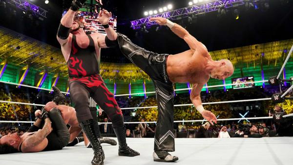 Shawn Michaels Triple H Kane The Undertaker