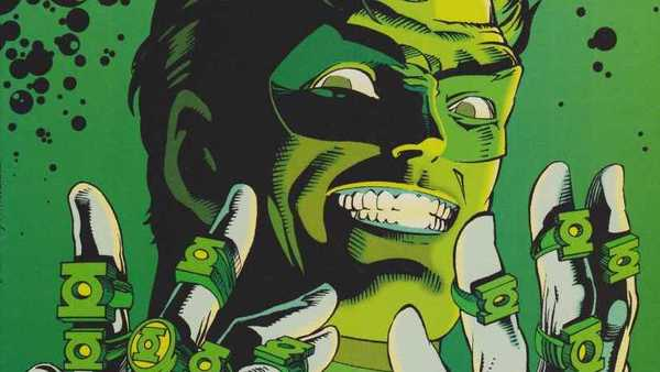 Green Lantern v2 49 crazy hal jordan emerald twilight