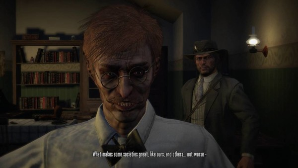 Red Dead Redemption Harold MacDougal