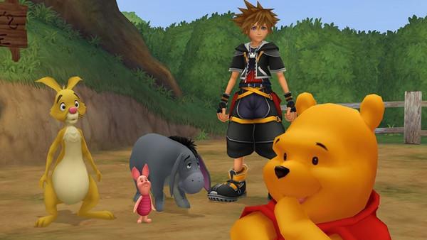 Kingdom Hearts 3 Winnie The Pooh