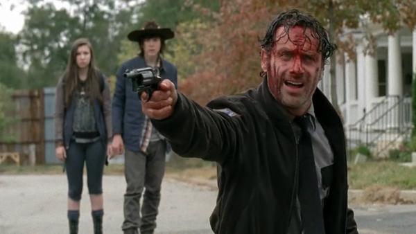 Walking Dead Rick Alexandria