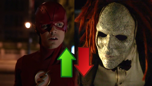 The Flash Season 5: 4 Ups & 1 Down From 'All Doll'd Up'