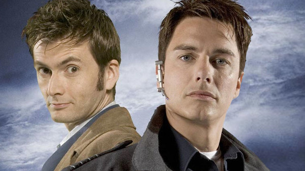 Captain Jack Torchwood Doctor Who