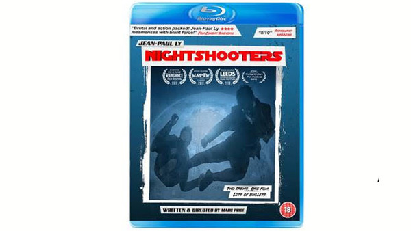 Nightshooters BluRay