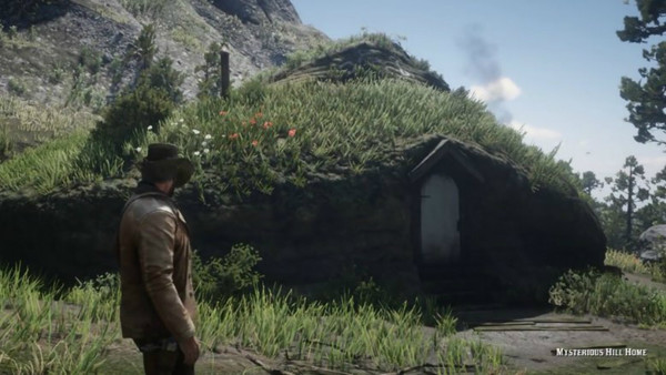 Red Dead Redemption 2 Hobbit Hole