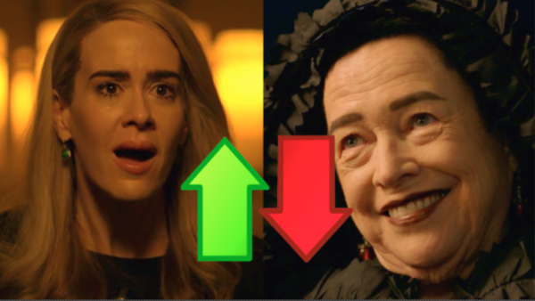 American Horror Story Apocalypse Ep 10 Ups Downs