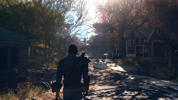 Fallout 76 Solo