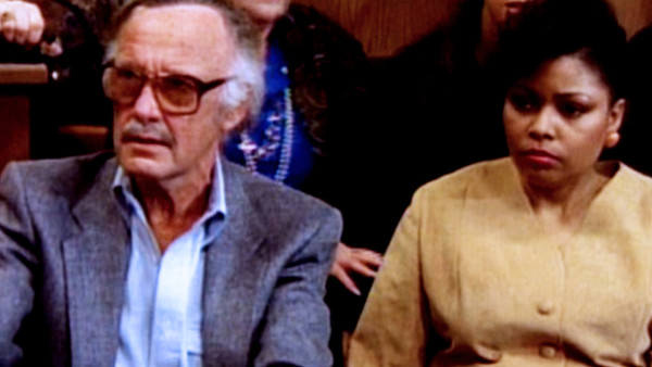 The Trial Of The Incredible Hulk Stan Lee