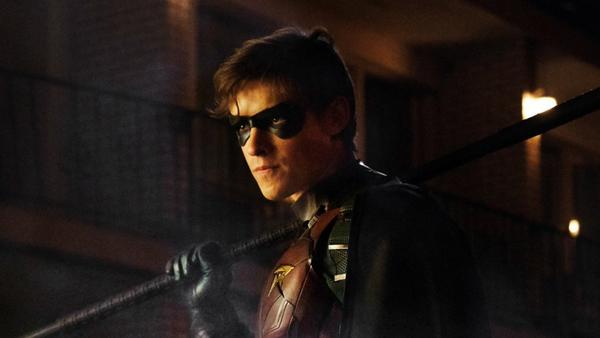 Titans Robin Together