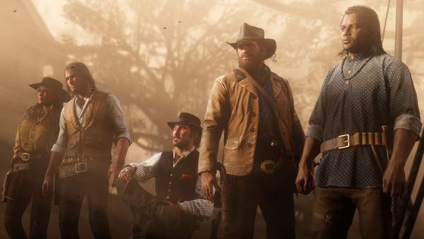 Red Dead Redemption 2 Dutch's Gang