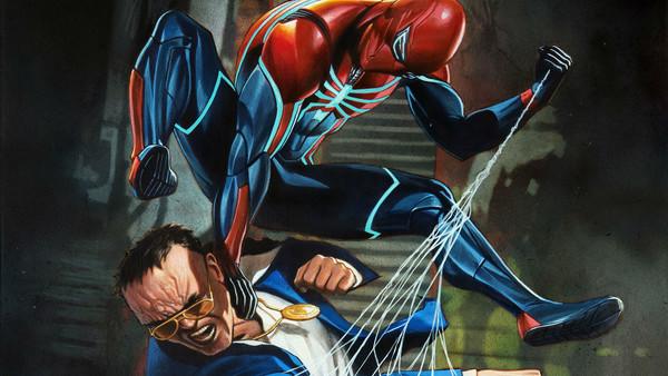 Spider-Man PS4 Turf Wars