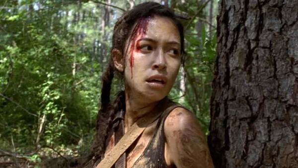 Walking Dead Rosita