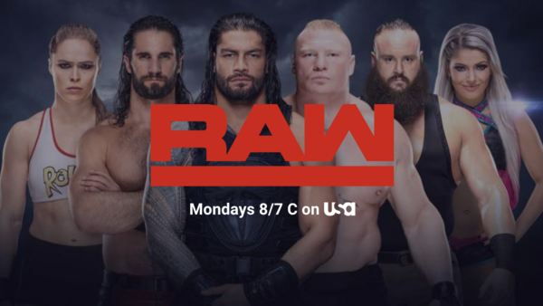 Wwe 39 s monday night raw overruns finally coming to an end - Monday night raw images ...