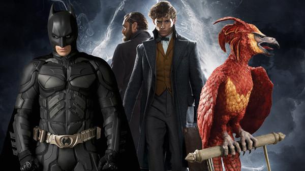 Fantastic Beasts The Crimes Of Grindelwald Fawkes Batman