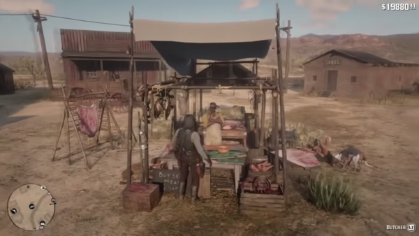 Red Dead Redemption 2 Tumbleweed